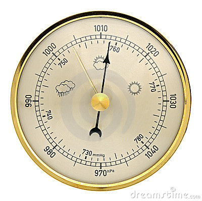 Barometer clipart