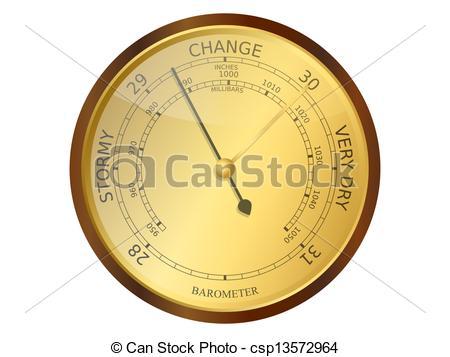 Barometer - csp13572964