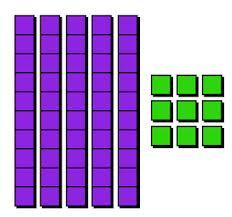 Base Ten Rod Clipart. 10 block jpg base ten blocks .