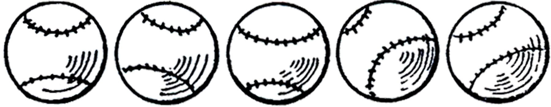 Baseball Border Clipart ...