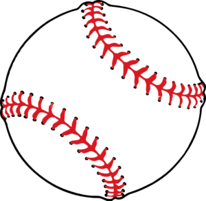 Baseball clipart 2