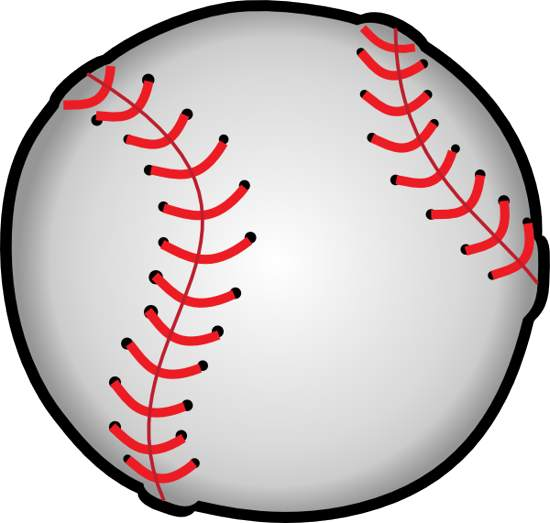 Free Baseball Clipart #1