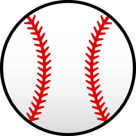 Little League Baseball Clip Art | Red Baseball Laces Clip Art Vector Clip  Art Online Royalty