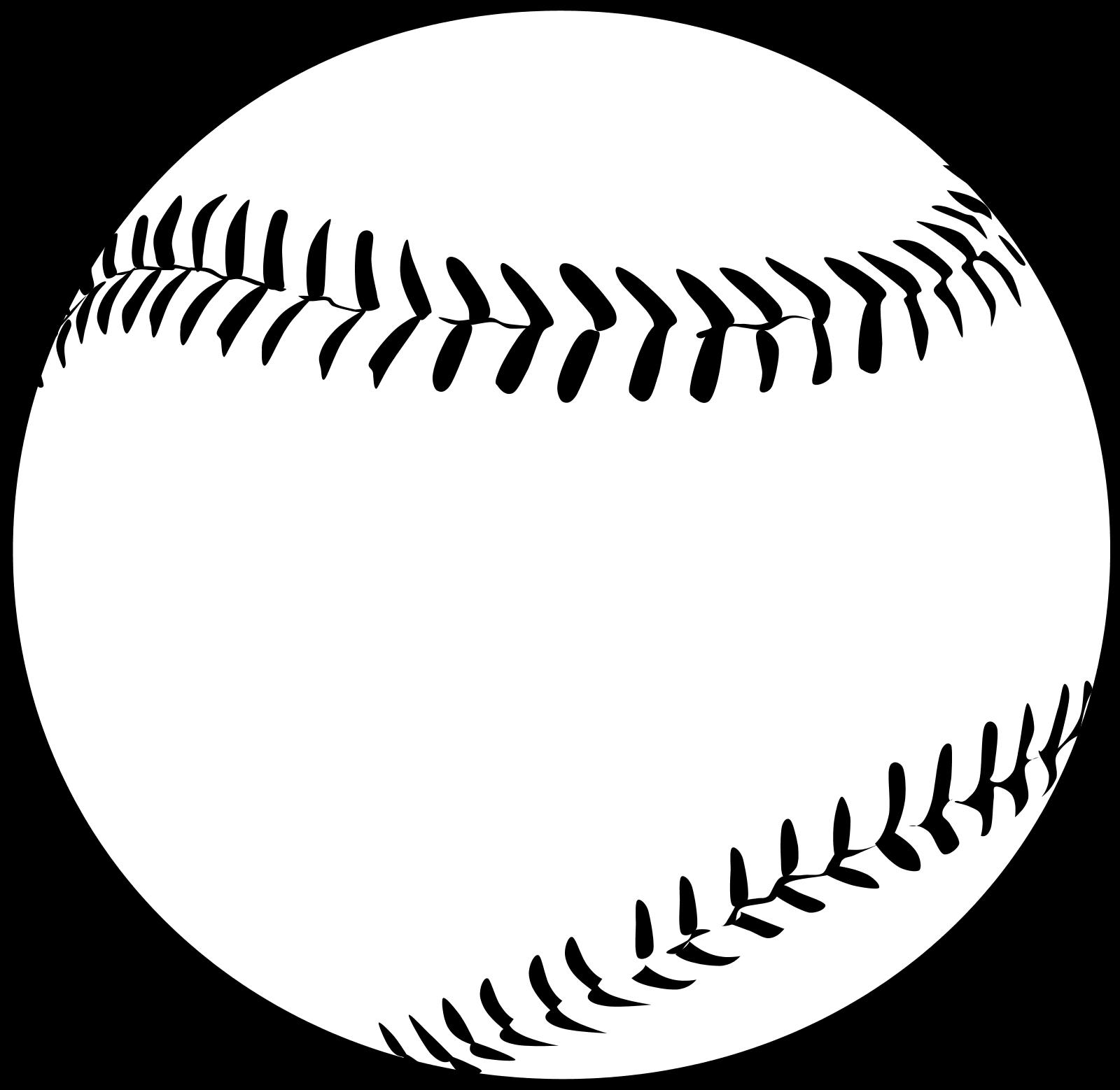 Baseball Clipart Vector .