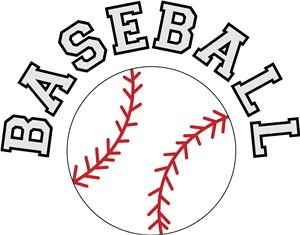 View Design: baseball - Baseball Clipart