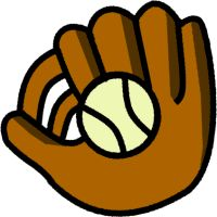 200x200 Baseball Glove Clipart Many Interesting Cliparts