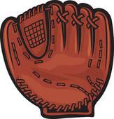 Baseball mitt free Baseball Mitt Clipart clip