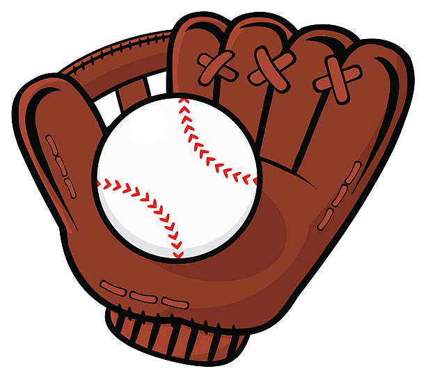 Cartoon Baseball Mit Glove Clipart Cartoon Pencil And In Color Glove Clipart  Cartoon