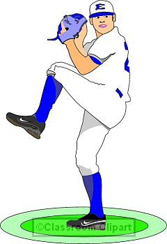 Baseball Pitcher Clipart Baseball Clipart 26 03 07 01