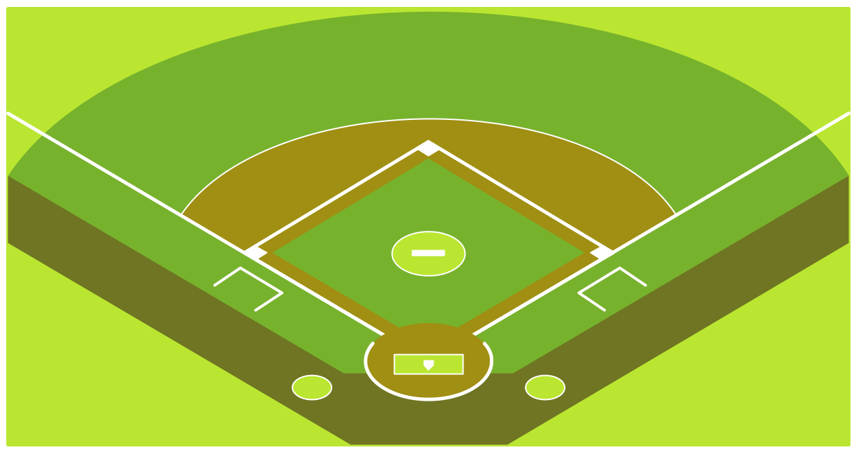 Baseball Stadium Clipart Hd Baseball Solution Conceptdraw Wallpaper Hd
