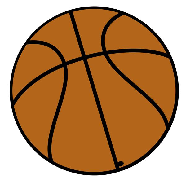 Basic Basketball Clip Art - Free Christian Art