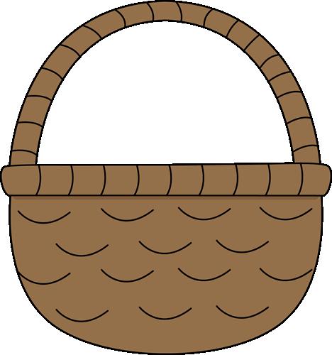 Basket Clip Art