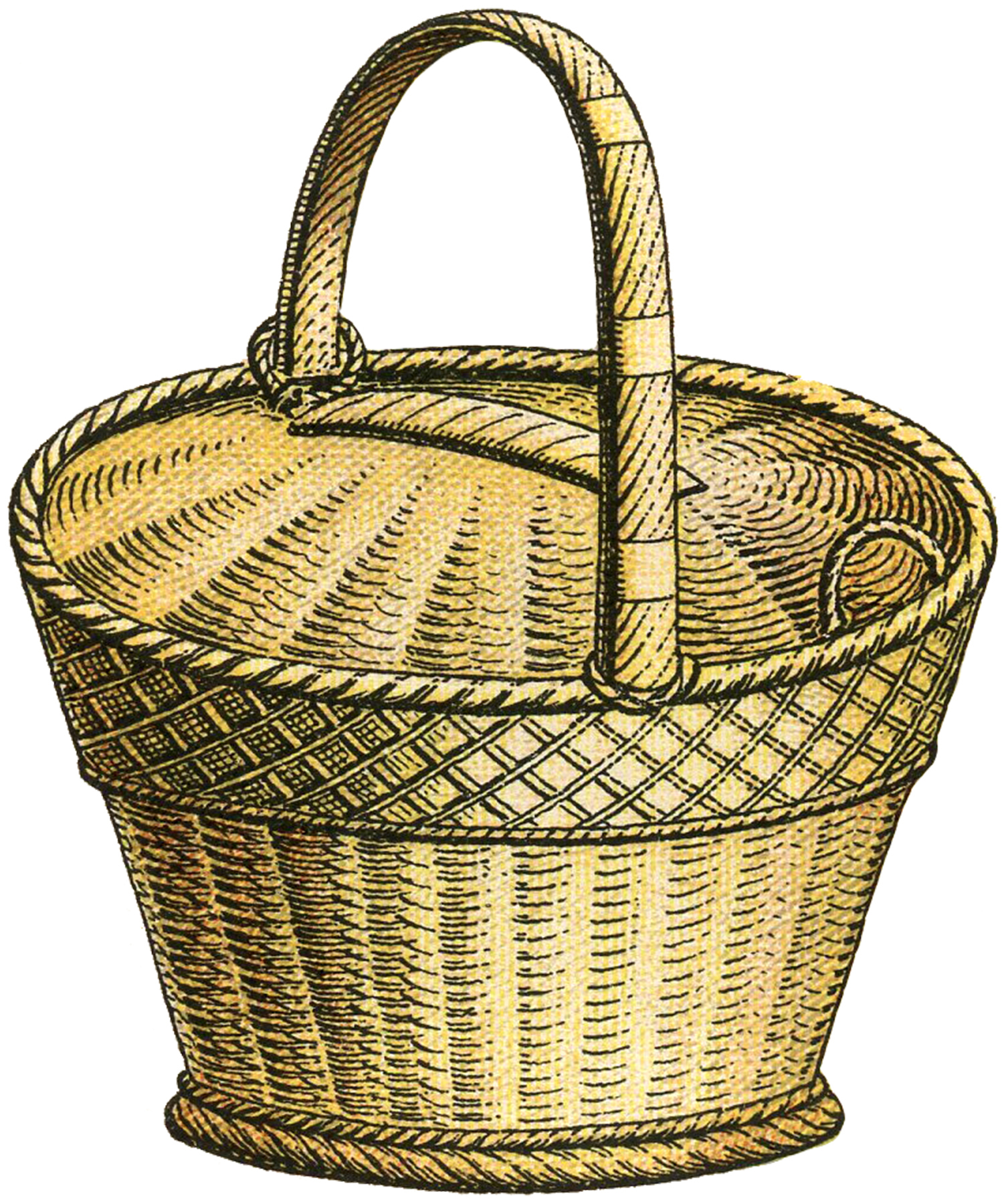 Basket clipart images clipartall