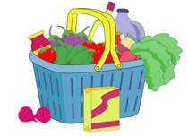 basket-full-of-fruit-vegetables-grocery-clipart-5122 basket full of fruit vegetables grocery clipart. Size: 112 Kb From: Grocery Clipart