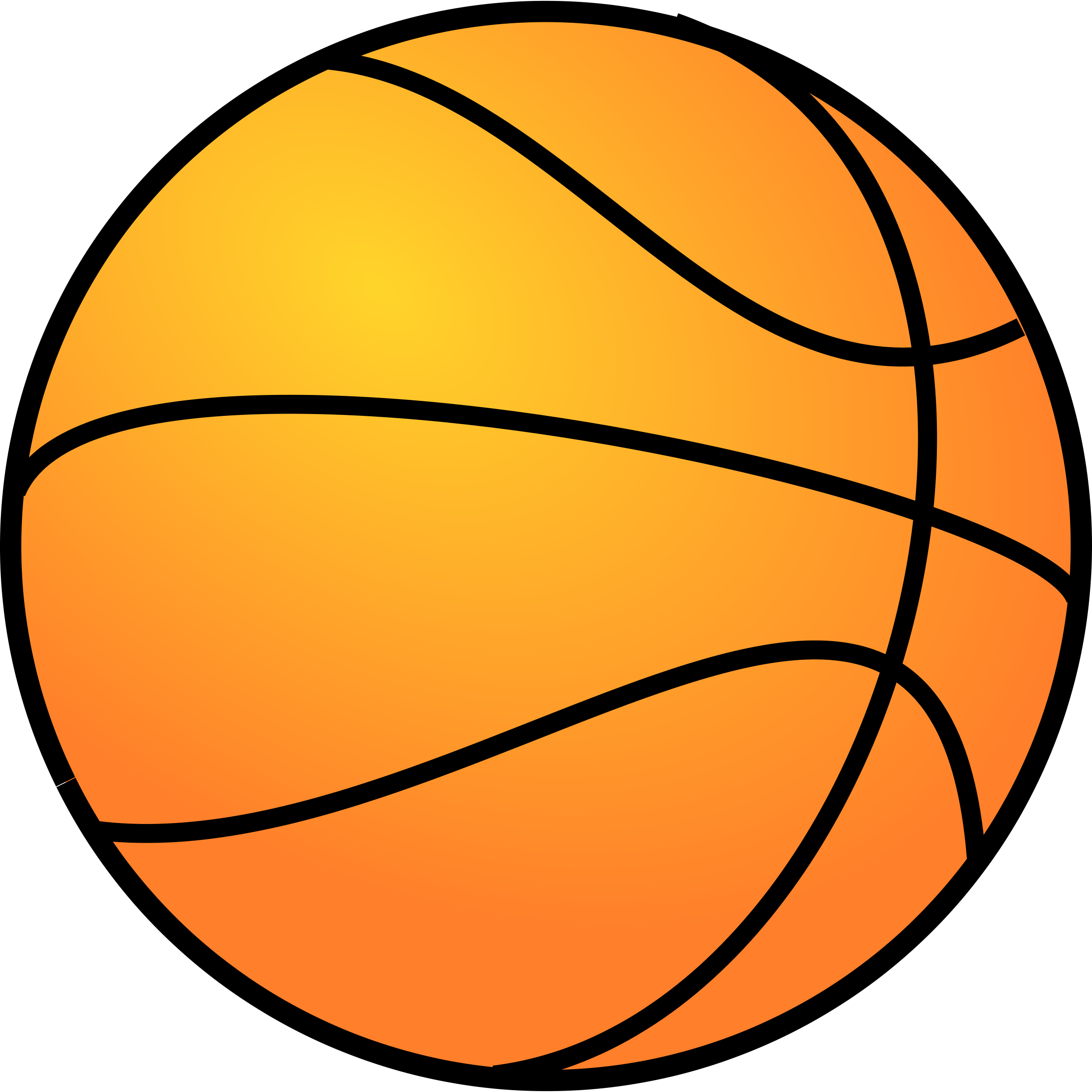 Basketball Clipart-Clipartlook.com-2400