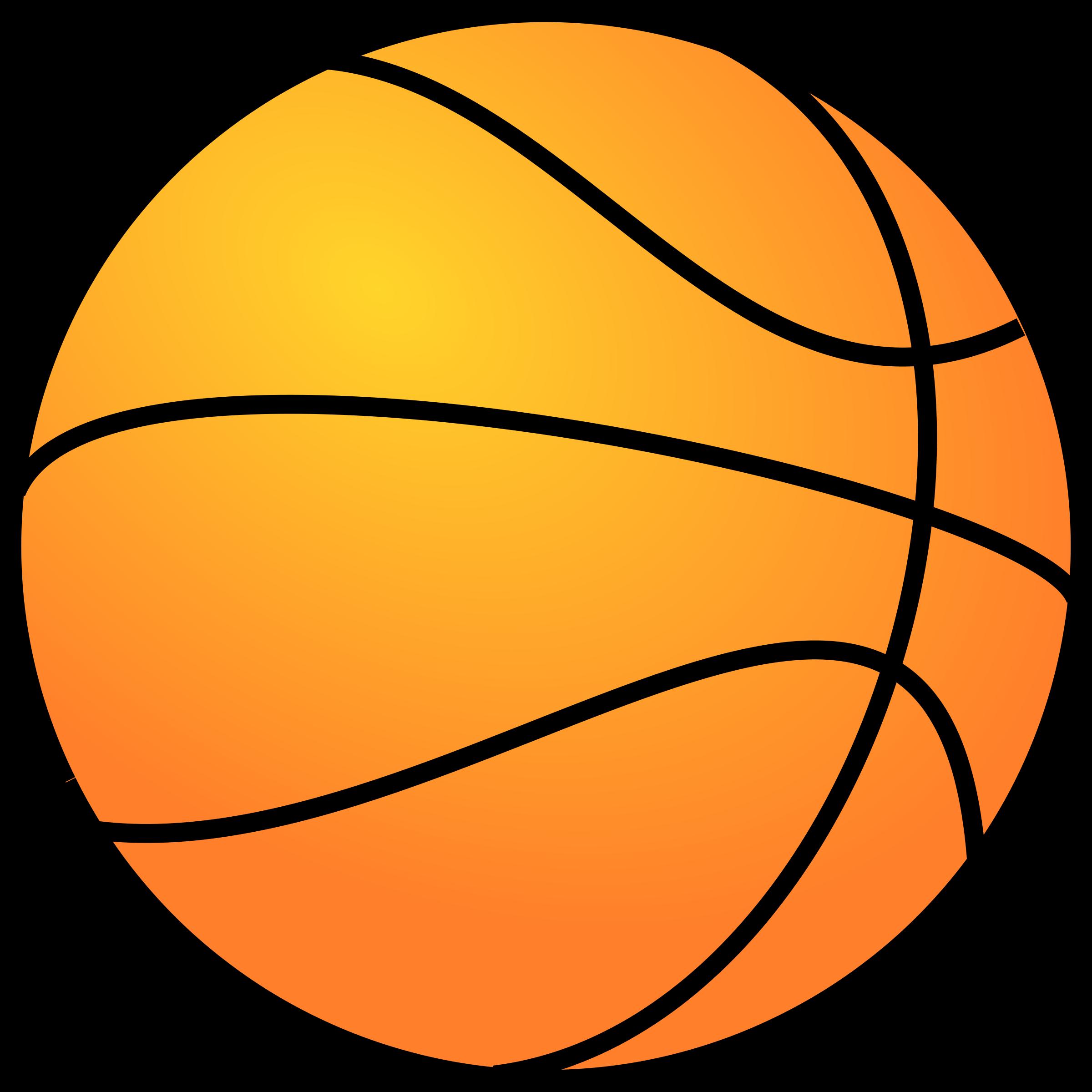 Basketball Clipart-Clipartlook.com-2400