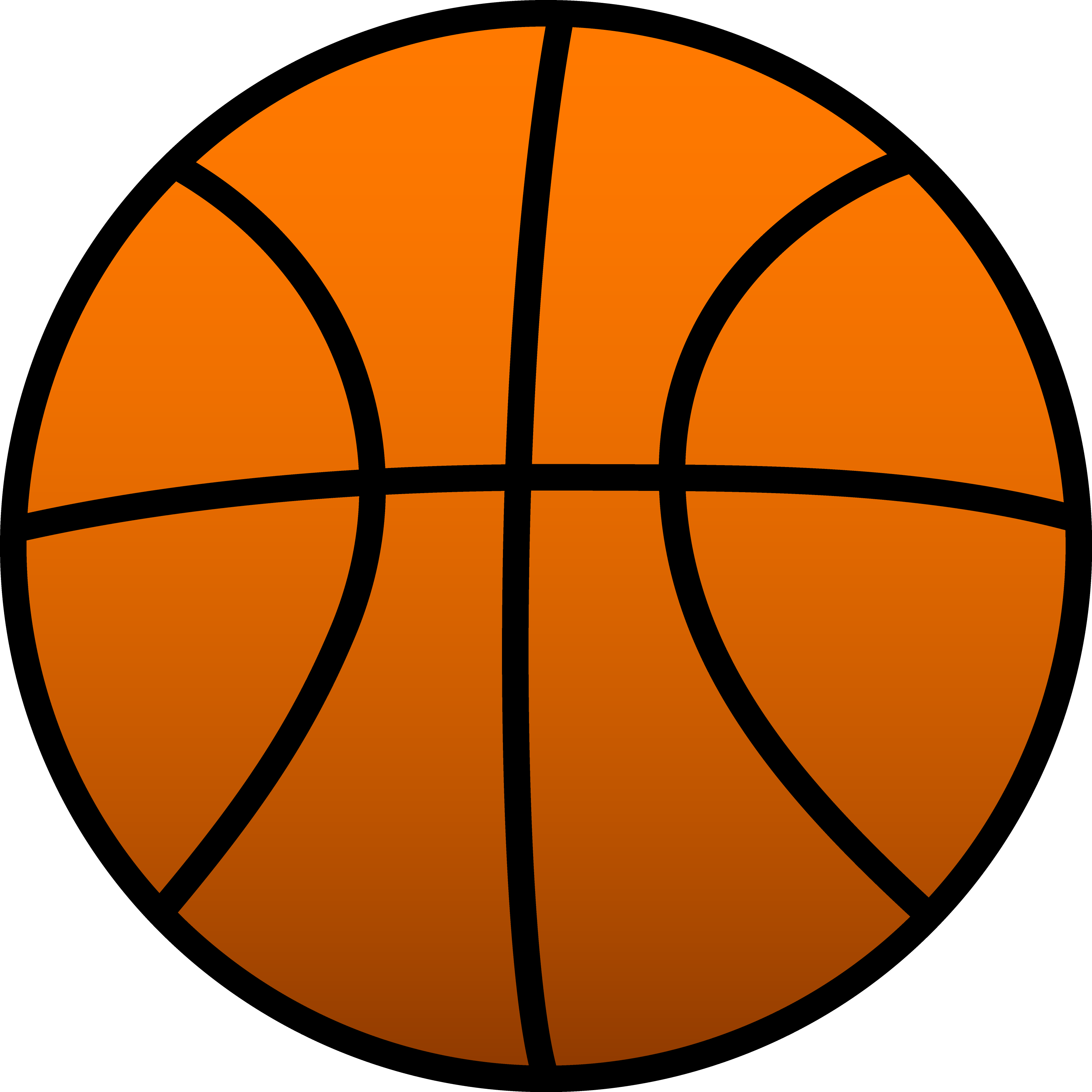 Basketball Clipart-Clipartlook.com-3437