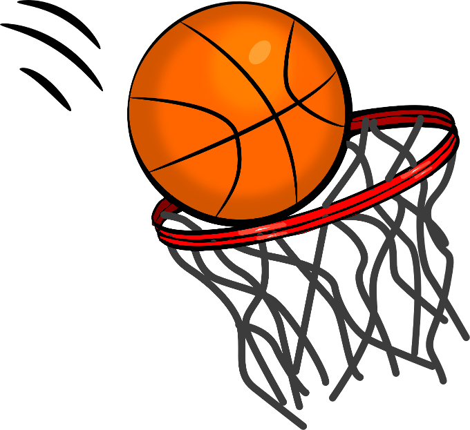 Basketball clipart: Basketball clipart