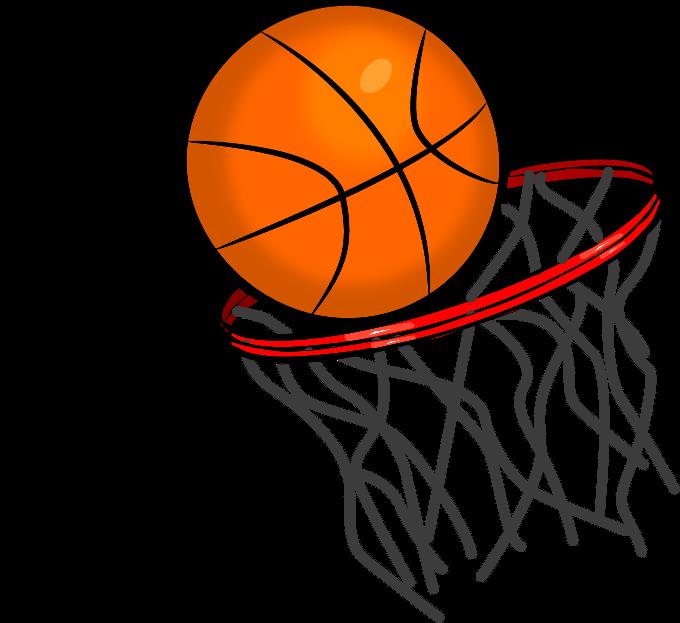 Basketball clipart: Basketball clipart
