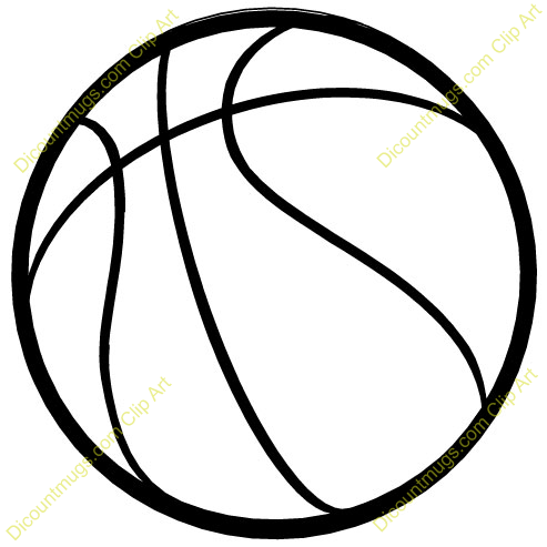 Clipart Valuable Design Ideas Basketball Clipart Black And White 10150 493  Dazzling Ideas Basketball Clipart Black