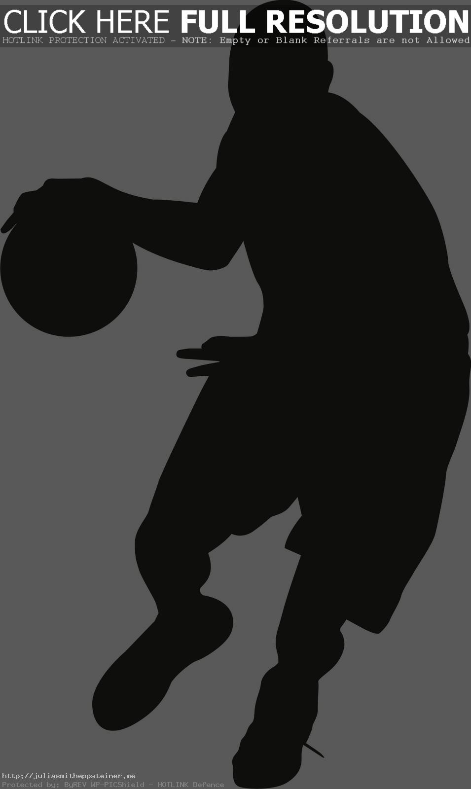 Clipart Basketball Players Panda Free Images