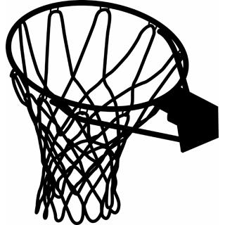 Basketball Hoop Clipart Png - Gallery
