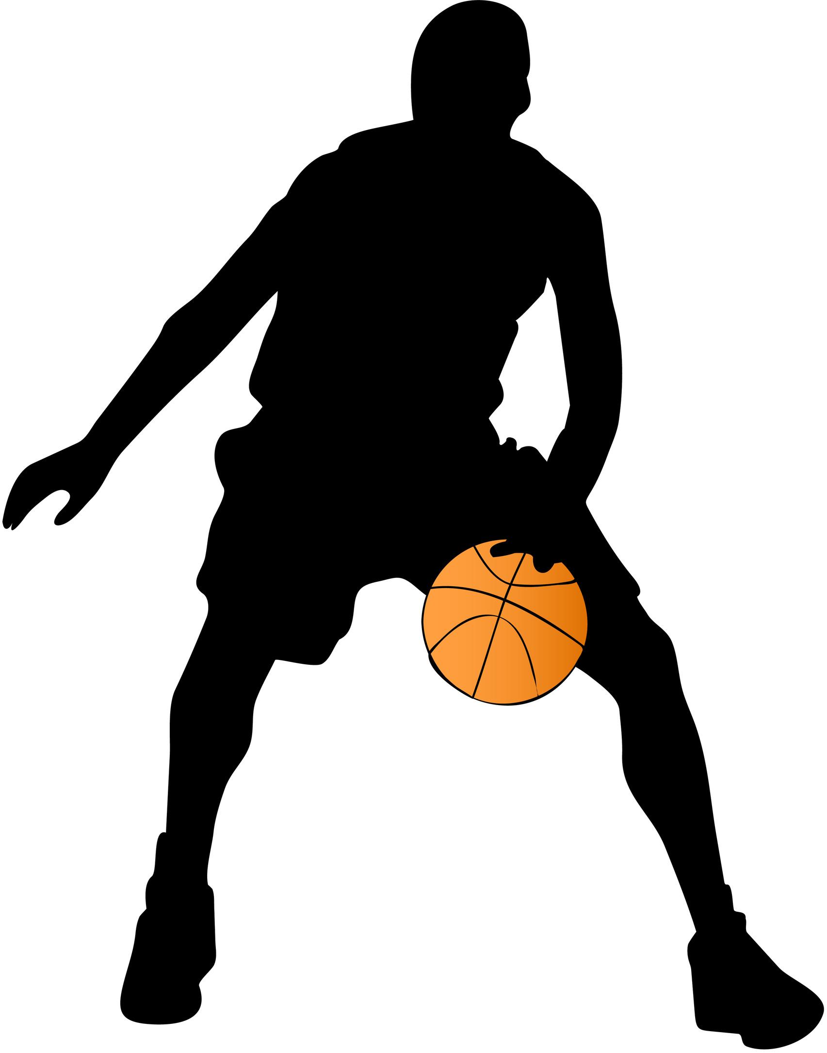 Basketball Players 71 90376 .