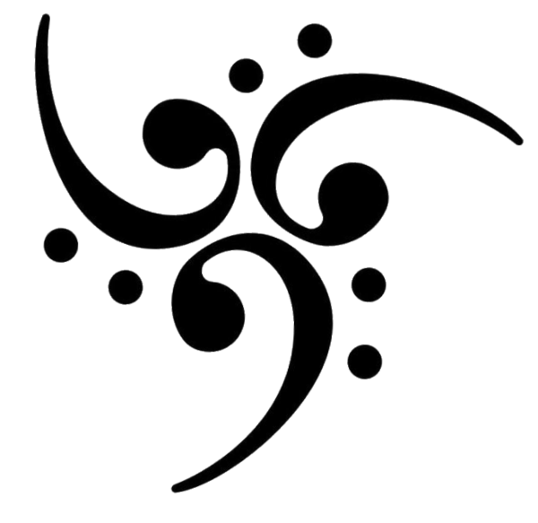 Bass Clef 666 by XXX515XXX on Clipart library