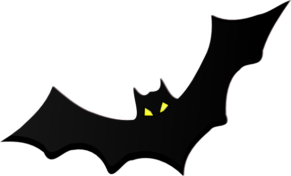 bat clipart for kids