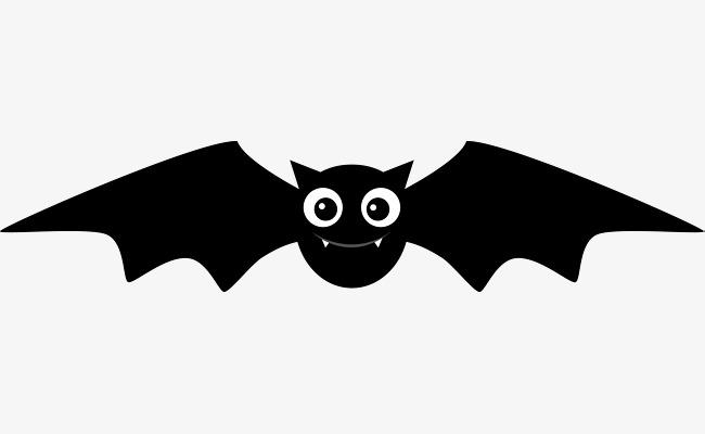 black bat, Bat Clipart, Stay Bat, Lovely Bat PNG Image and Clipart
