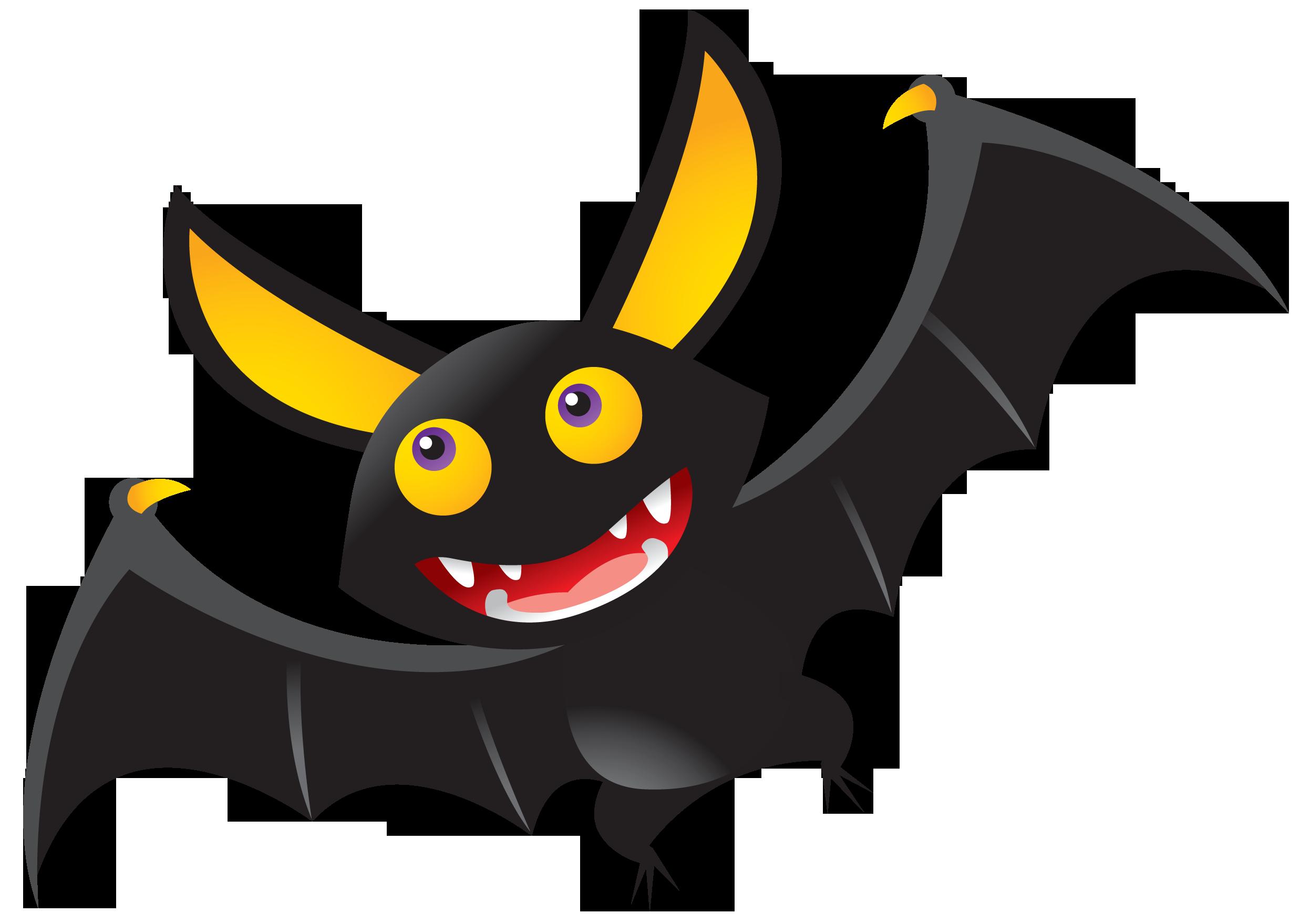 Free Bat Clipart #1