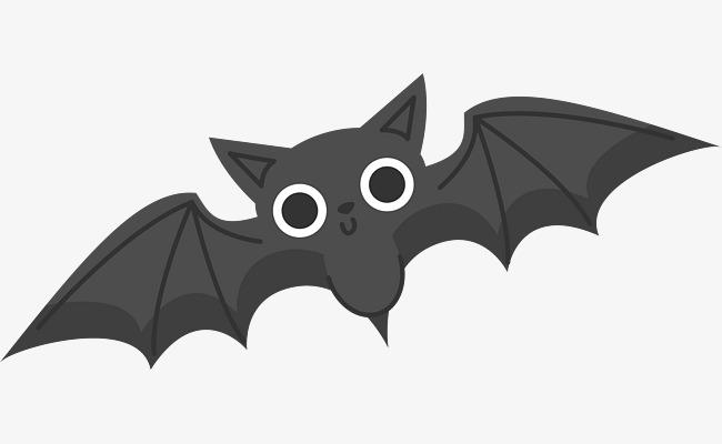 the flying bat of cartoon, Bat Vector, Cartoon Vector, Bat Clipart PNG and