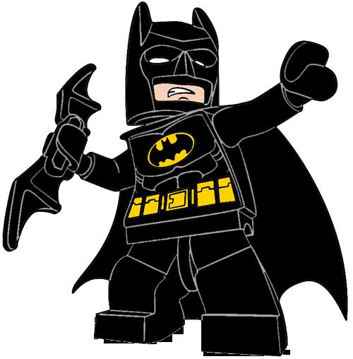Batman Clip Art 27