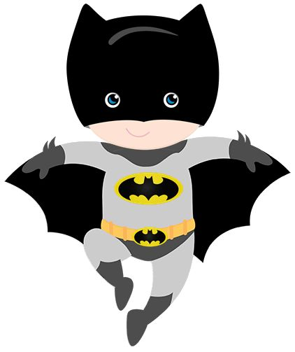 Batman clipart kid clipart #5