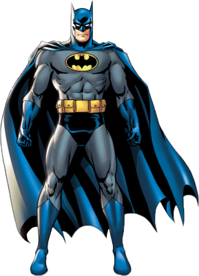 Batman Comic Clipart #1