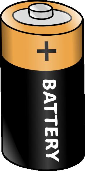 Battery Icon Clip Art At Clker Com Vector Clip Art Online Royalty