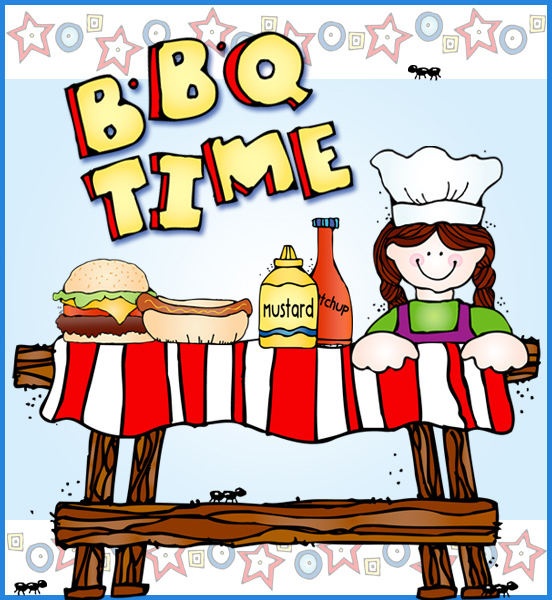 Bbq barbecue clipart images clipartfox