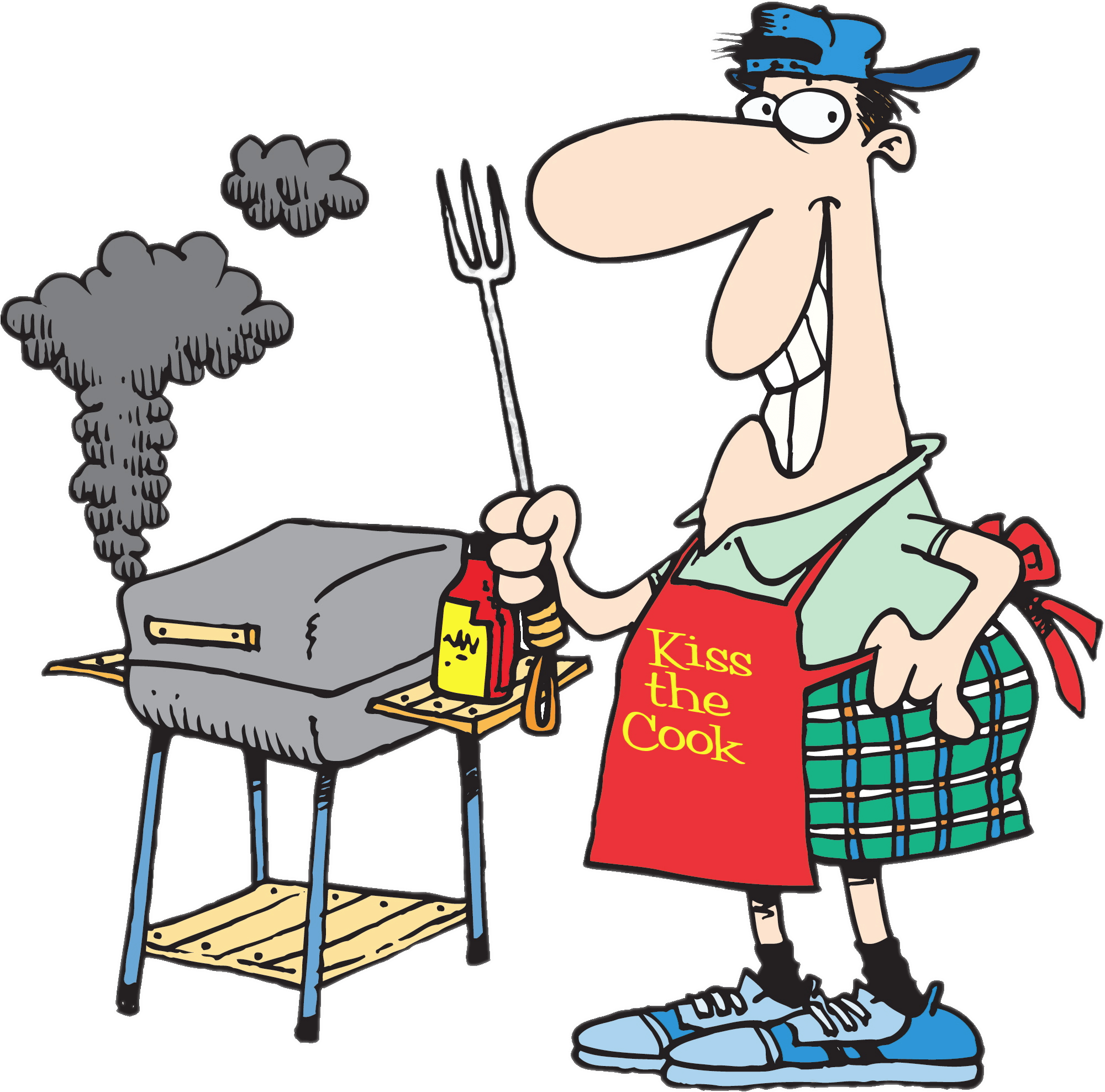 Barbecue Clipart