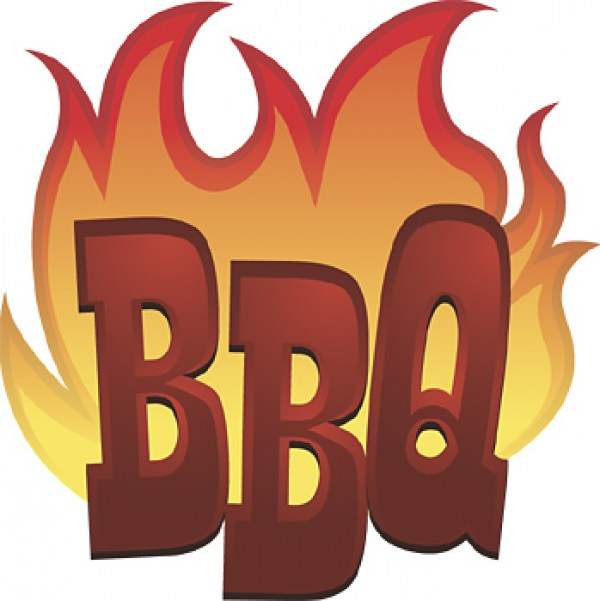 Bbq clipart free clipart image