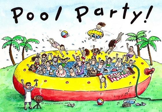 Bbq Pool Party Clipart. 129dcb49afa7897d8b6bcac1577fd5 .