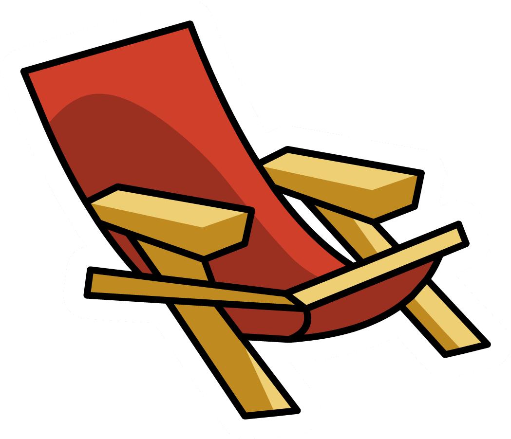 Beach Chair Pin - Club Penguin Wiki - The free, editable