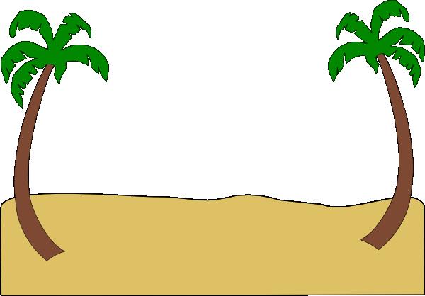 Beach Clip Art at Clker clipartall.com - vector clip art online, royalty free 600 x 418