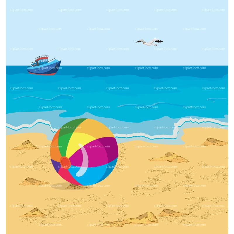Beach Clip Art   Clipart library - Free Clipart Images