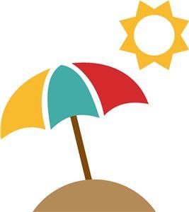 Beach umbrella, Umbrellas and .