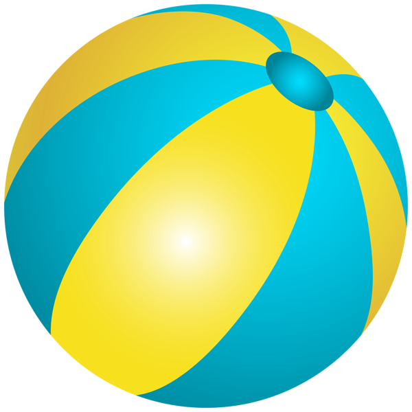 Beach Ball Clip Art 50