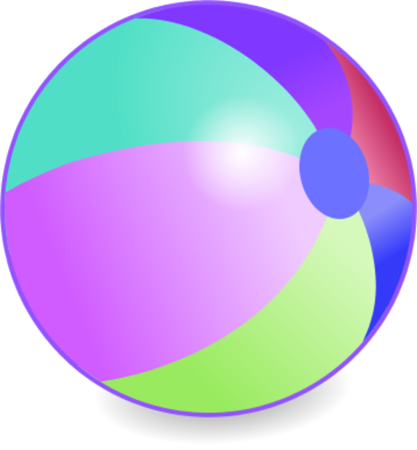Beachball Clipart · beach ball clip art hdclipartall.com