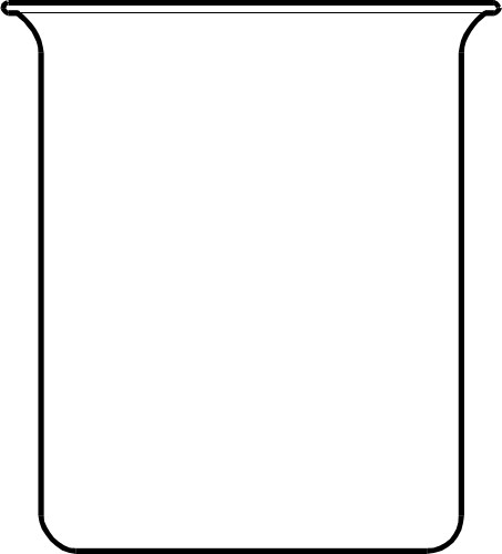 Beaker Clip Art