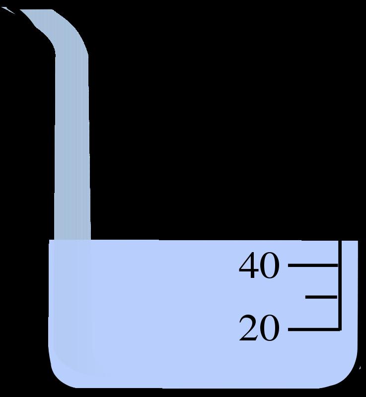 Beaker Clip Art u0026middot; Cartoon Science Beaker