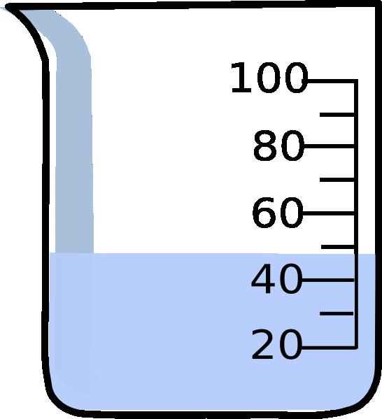 Beaker With Liquid Clip Art At Clker Com Vector Clip Art Online