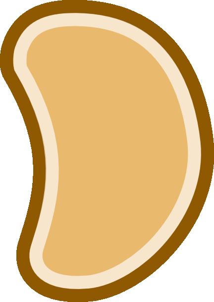 Bean Clip Art At Clker Com Vector Clip Art Online Royalty Free